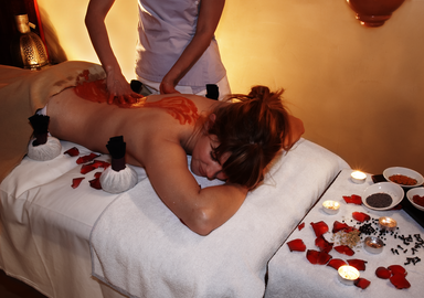 Relaxing wellness treatments at Wellness Hotel Blancafort Spa Termal, offered by SIS Spa In Spain