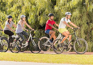 Great cycling tours during a fitness holiday at Longevity Cegonha Country Club, Portugal