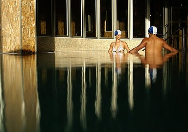 Thermal water cure at Wellness hotel Balneario de Archena, Spain, offered by Spa In Spain