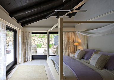 Junior Suite at Shanti Som Wellbeing Retreat in Spain
