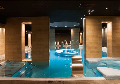 Thermal water spa breaks at Hotel Burgo De Osma, offered by SIS Spa In Spain