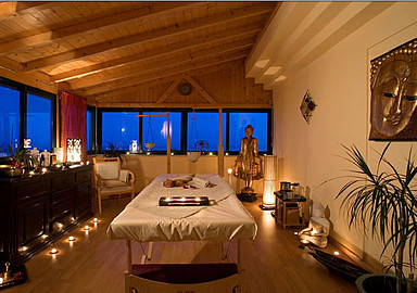 Ayurveda treatments at Alpino Atlantico Hotel, Madeira, offered by SIS Spa In Spain