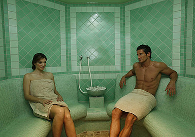 Hamam session and wellness treatment at Spa Oasis, offered by Spa In Spain