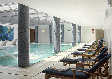 Spa Hotel Blancafort Spa Termal in Spain, offered by SIS Spa In Spain