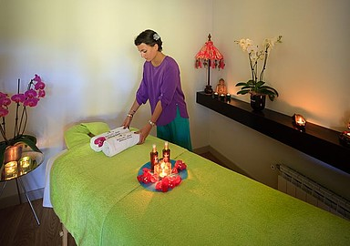 Spa breaks at Shanti Som wellness hotel Spain offered by Spa In Spain