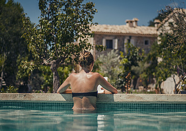 Short Yoga break at charming Pink Pepper Tree Hotel, offered by Spa In Spain