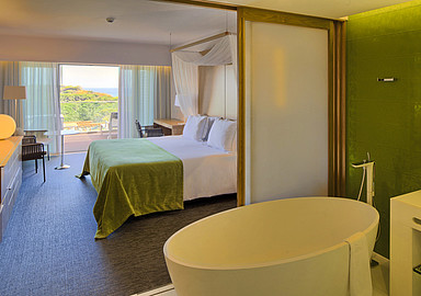 Spacious Double rooms at Wellness Hotel Epic Sana Algarve Hotel