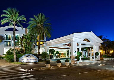 Los Monteros Wellness Hotel in Marbella, Spain, offered by SIS Spa In Spain
