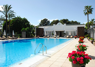 Spa & Wellness Hotel Los Monteros in Marbella, Spain, offered by SIS Spa In Spain