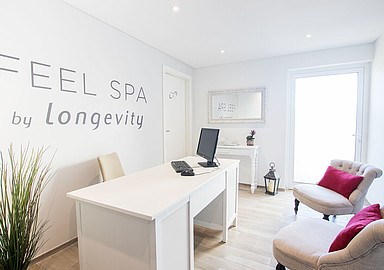 At Longevity Cegonha Country Club, Portugal, they offer Beauty and relaxation treatments