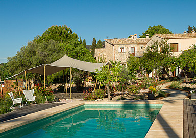 Relaxing wellness breaks at the The Pink Pepper Tree in Spain, offered by Spa In Spain