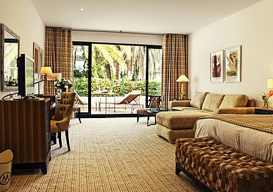 Comfortable rooms at Wellness hotel Los Monteros in Spain