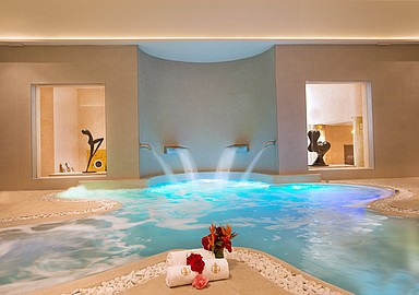 Luxury wellness holiday at wellness Hotel Healthouse Las Dunas, offered by SIS Spa In Spain