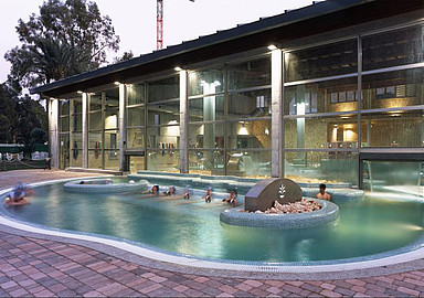 Thermal water spa break at Wellness hotel Balneario de Archena in Spain, offered by SIS Spa In Spain