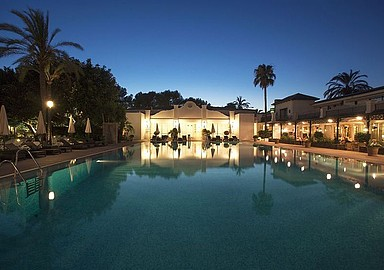 Spa Hotel Los Monteros in Marbella, Spain, offered by  Spa In Spain