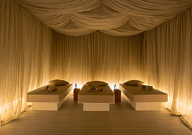 Maximum relaxation during a Spa and wellness break at Font Santa Hotel offered by Spa In Spain