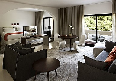 Junior Suite at luxury Thalasso Resort Vilalara Longevity in Portugal