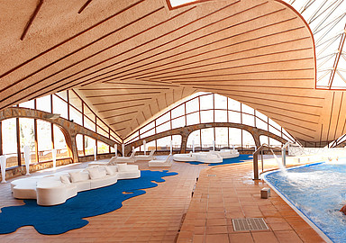 World´s most modern thalassotherapy centre in Thalasso Hotel Gloria Palace San Agustín, Spain, offered by SIS Spa In Spain
