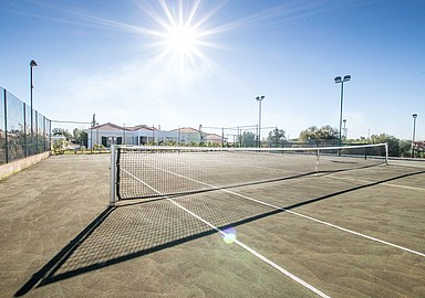 Play tennis at Longevity Cegonha Country Club, Portugal