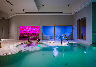 Luxury spa and wellness vacation at Healthouse Las Dunas in Málaga, Spain, offered by SIS Spa In Spain