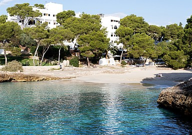 Beach Front Yoga Retreat in Mallorca offered by Spa In Spain