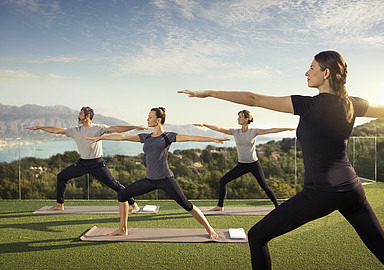 Yoga and meditation holiday at SHA Wellness Clinic offered by Spa In Spain