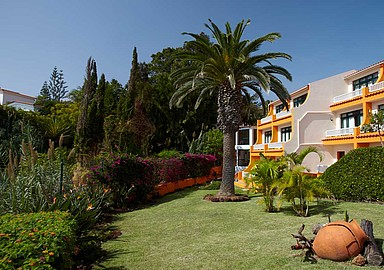 Yoga & Ayurveda Hotel Alpino Atlantico in Madeira, offered by SIS Spa In Spain
