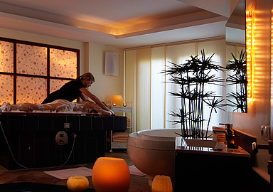 Relaxing Spa treatments at Spa Oasis, offered by Spa In Spain