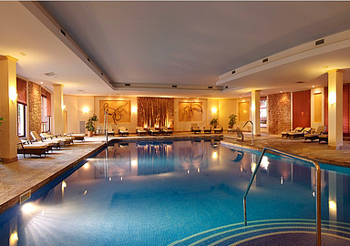Spa circuit for maximum relaxation at Wellness Hotel Son Caliu & Spa Oasis