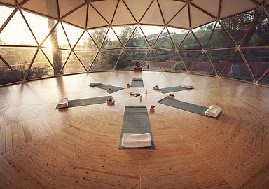 Yoga & Meditation vacations at MasQi in Spain offered by Spa In Spain