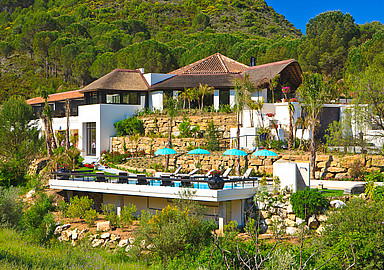 Shanti Som Wellbeing Retreat in Spain offered by Spa In Spain