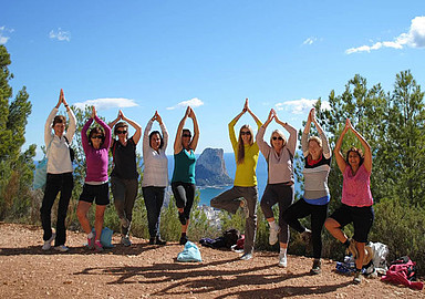 Group Boot Camp Retreat in the Costa Blanca, Spain, offered by Spa In Spain