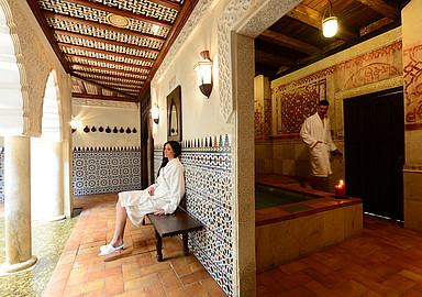 Thermal slimming holiday in Castilla Termal Balneario de Olmedo, offered by SIS Spa In Spain