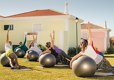 Spa In Spain offers a Bootcamp holiday at Longevity Cegonha Country Club Wellness Hotel