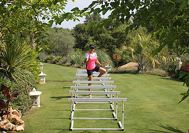 Fitness holiday at Shanti Som Wellbeing retreat Spain, offered by SIS Spa In Spain